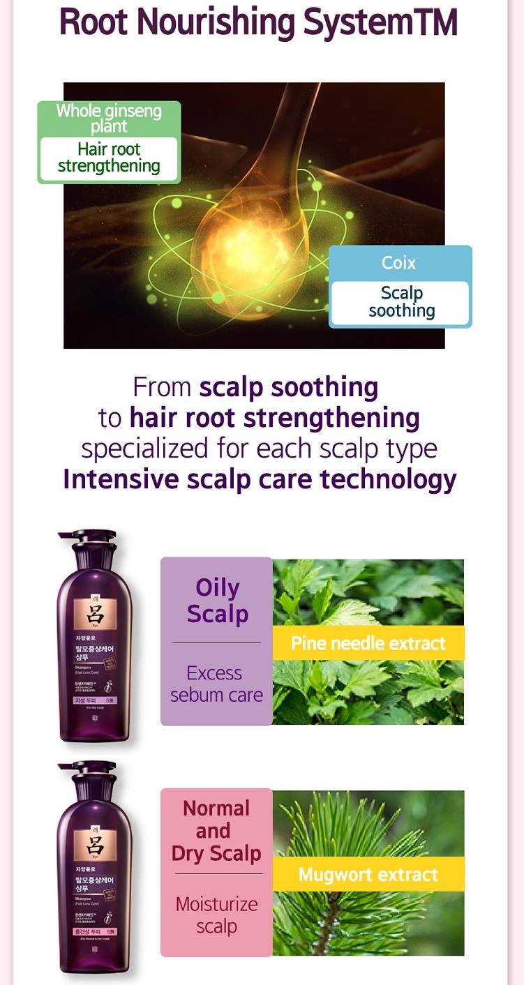 Ryo Hair Loss Care Shampoo 4 The Ichigo Shop